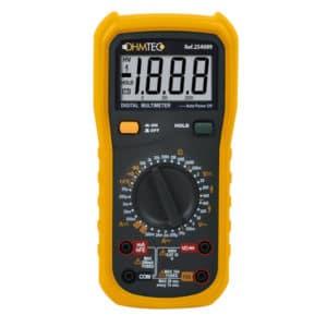 Multimètre Digital Ohmtec 600V