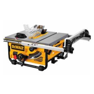 Scie sur Table DeWalt DW745 QS