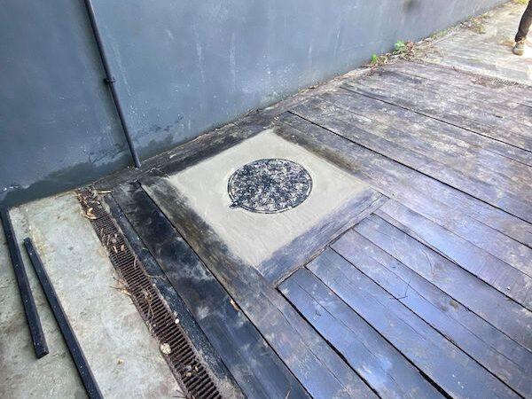 Realisation dun puisard beton a Andernos 4